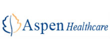 Aspen Healthcare's logo takes you to their list of jobs