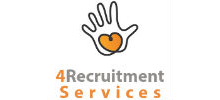 4Recruitment Services's logo takes you to their list of jobs