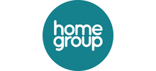 Home Group's logo takes you to their list of jobs