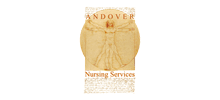 Andover Nursing Services Ltd's logo takes you to their list of jobs