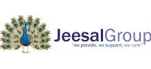 Jeesal Group's logo takes you to their list of jobs