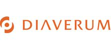 Diaverum's logo takes you to their list of jobs