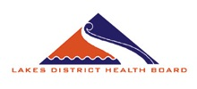 Lakes District Health Board's logo takes you to their list of jobs