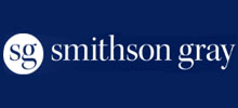 Smithson Gray's logo takes you to their list of jobs