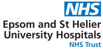 Epsom & St Helier University Hospitals NHS Trust's logo takes you to their list of jobs