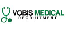 Vobis Medical Recruitment's logo takes you to their list of jobs