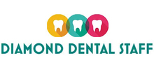 Diamond Dental Staff's logo takes you to their list of jobs