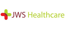 JWS Healthcare's logo takes you to their list of jobs