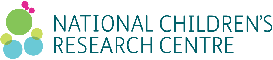 National Childrens Research Centre Crumlin Dublin's logo takes you to their list of jobs