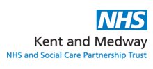 Kent & Medway NHS & Social Care Partnership Trust's logo takes you to their list of jobs