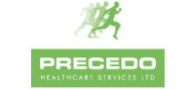 Precedo Healthcare Services's logo takes you to their list of jobs