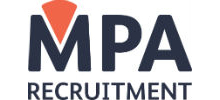 MPA Recruitment's logo takes you to their list of jobs