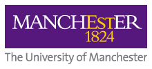 University of Manchester's logo takes you to their list of jobs