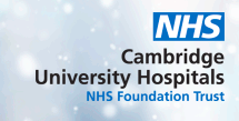 Cambridge University Hospital NHS Foundation Trust's logo takes you to their list of jobs