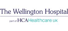 The Wellington Hospital's logo takes you to their list of jobs
