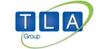 TLA Group's logo takes you to their list of jobs