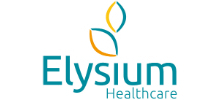Elysium Healthcare's logo takes you to their list of jobs