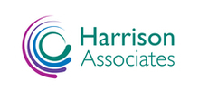 Harrison Associates's logo takes you to their list of jobs